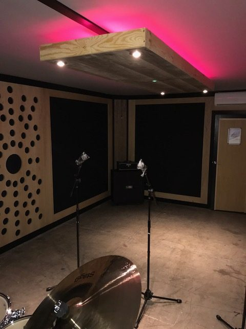 Pirate Studios, Cheltenham